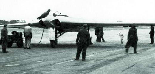 Horten 021 Germany Stealth Aircraft Technology In World War II