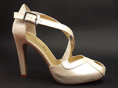 zapatos para novia talla 35