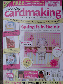 Published in Creative Cardmaking