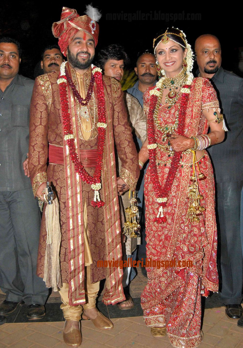 shilpa shetty wedding photos all entry wallpapers
