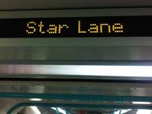 Star Lane - DLR