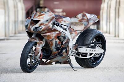 Super Modifikasi Trends Motor Unik Kawasaki Ninja ZX10R - dibawah ini ...