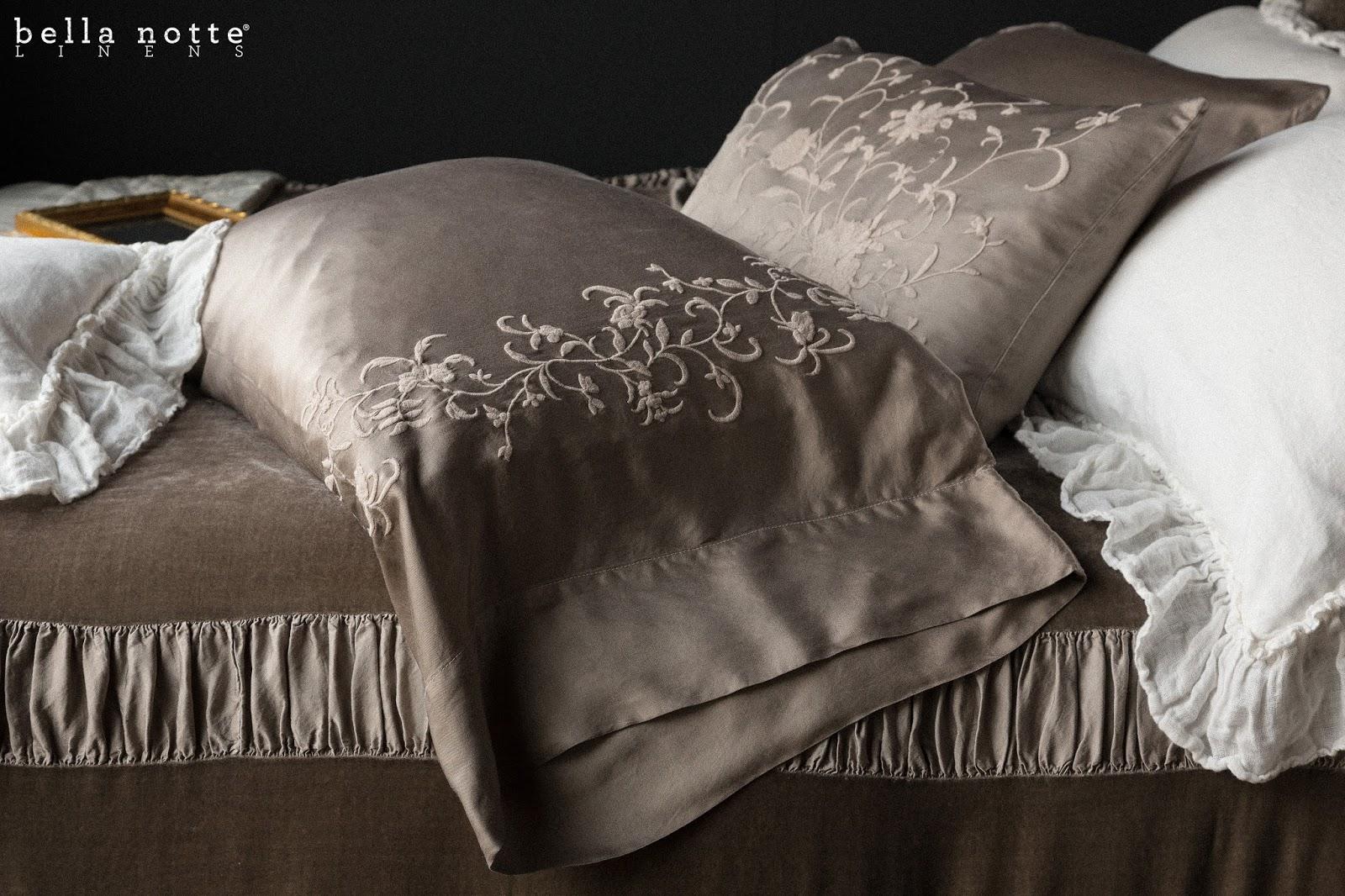 Bella Blog Luxury Linen Care Instructions 3 Tips