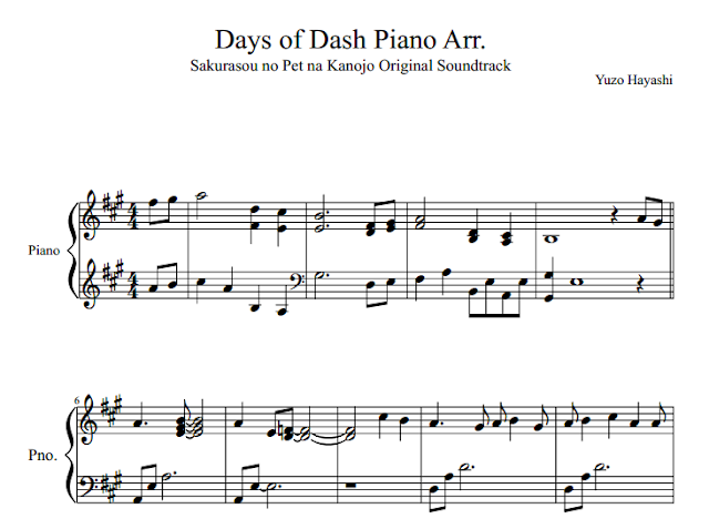 Days of Dash