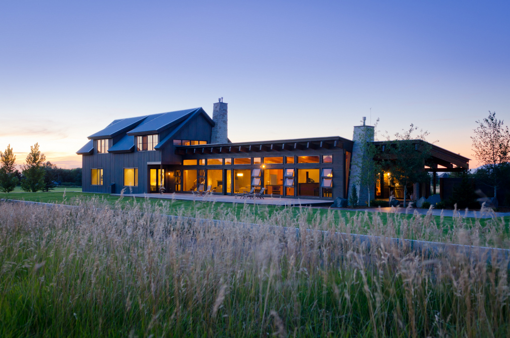 Living In Bozeman : Fine Homes Group: Living Modern in Montana ~ 112 Cobble ...