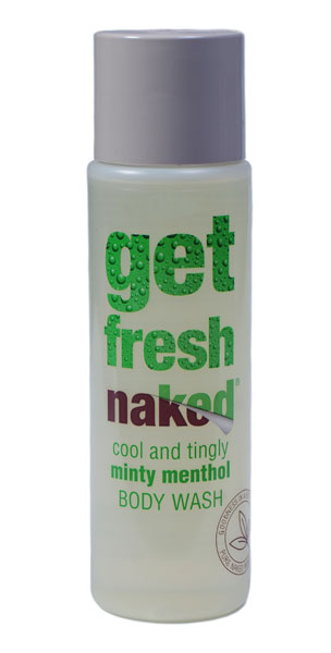 As the name suggests, Minty Menthol Body Wash has a sweet mint scent which ...