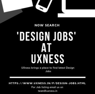 UXness Jobs