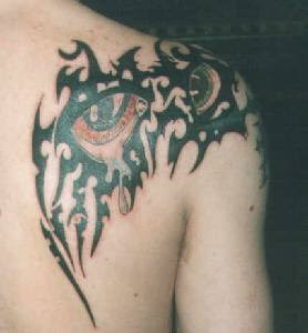 Tribal Tattoos -185