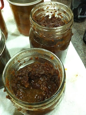 Canning Mincemeat Pie Filling