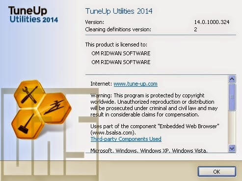 Download TuneUp Utilities 2014 Full Version Crack