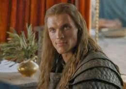 Ed Skrein Daario Naharis - Juego de Tronos en los siete reinos
