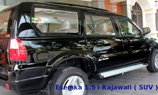 Esemka 1.5 i Rajawali ( SUV )