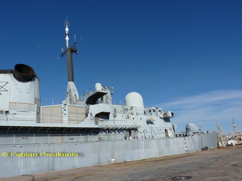¿Como creen que debería ser la Armada Argentina? 5