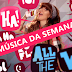 Cher Lloyd com Swagger Jagger e a música da semana