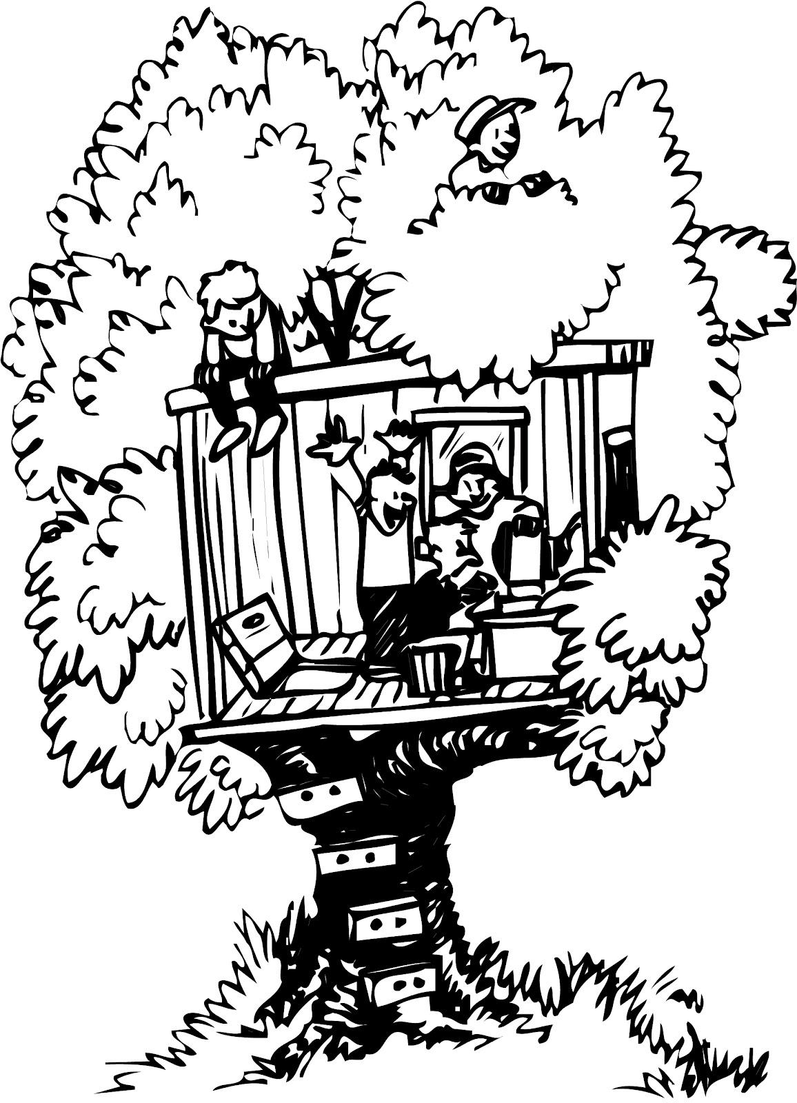 Nat s artistic bliss treehouse dreams