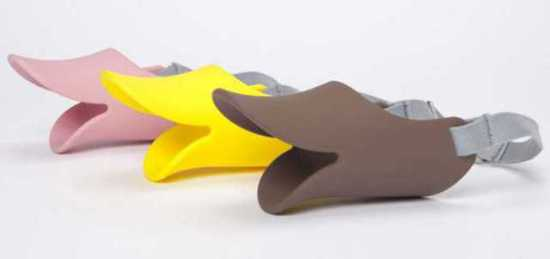 Duckface or Quack Dog Muzzle