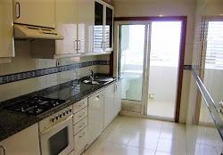 Dúplex de dos dormitorios en alquiler en la zona de Lonzas, terraza, garaje. 500€