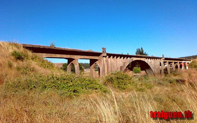 Puente Ferroviario Traiguén