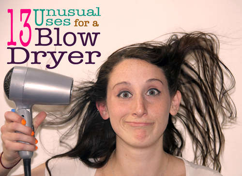 Best hair dryers top 3 hair dryer reviews - Unusual uses for a hair dryer ...
