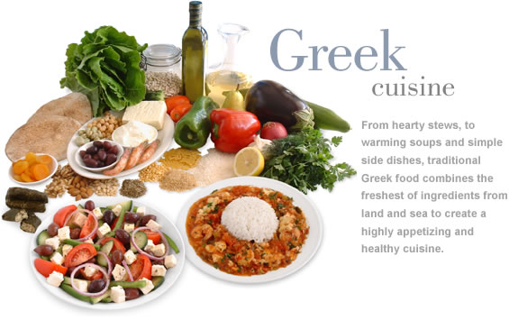 Greek culture in the u s healthy eating in greece for Ancient greek cuisine history