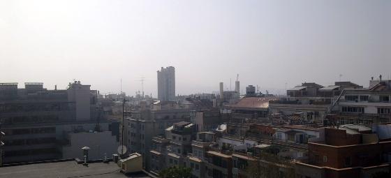 Barcelona sin Montjuich. 15 marzo 2012