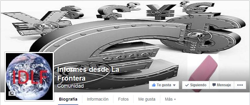 Pagina de IDLF en FaceBook - Indica si te gusta