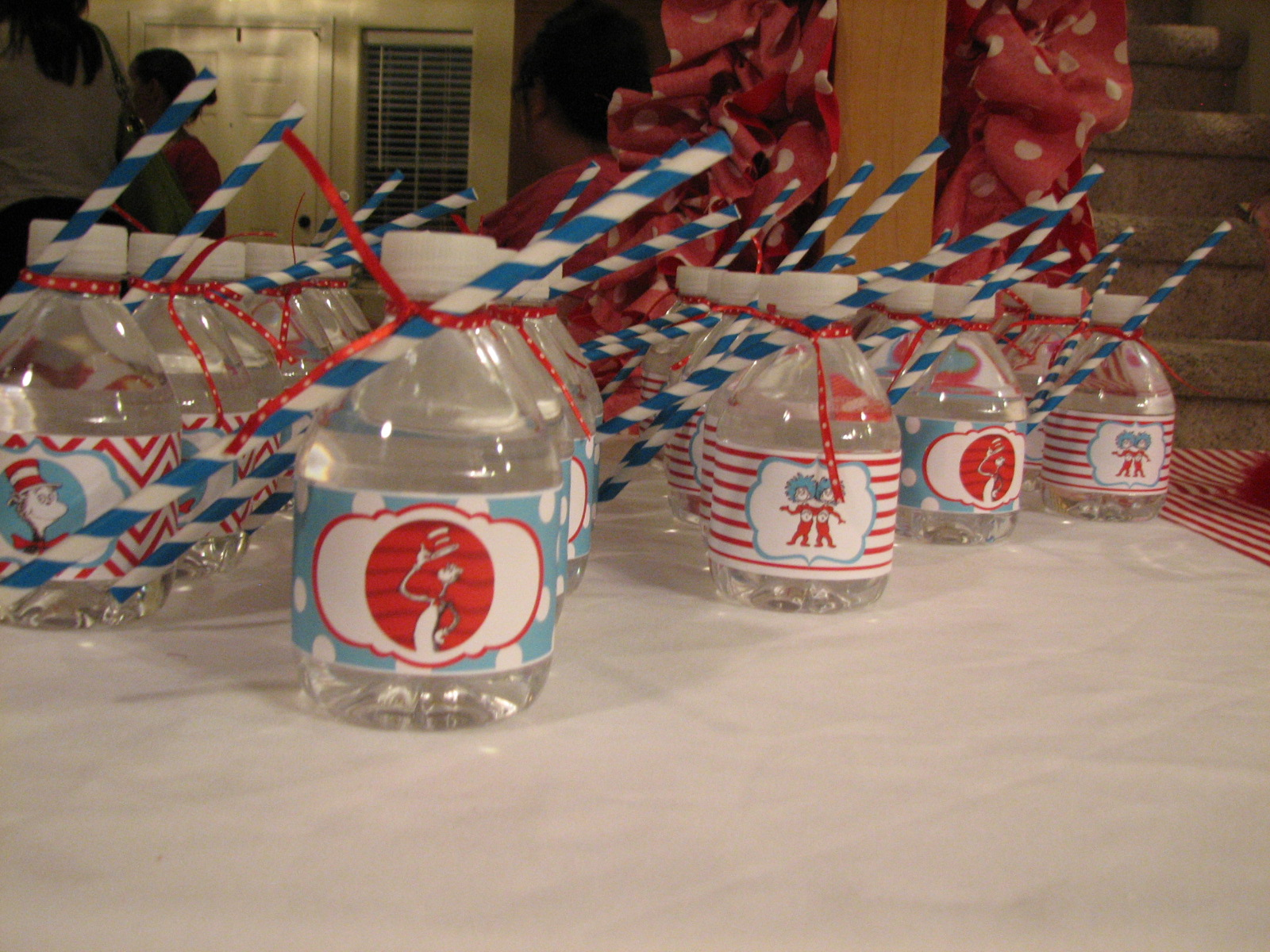 Creative Outlet: Dr. Seuss baby shower
