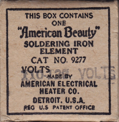 American Electrical Heater Co., Detroit