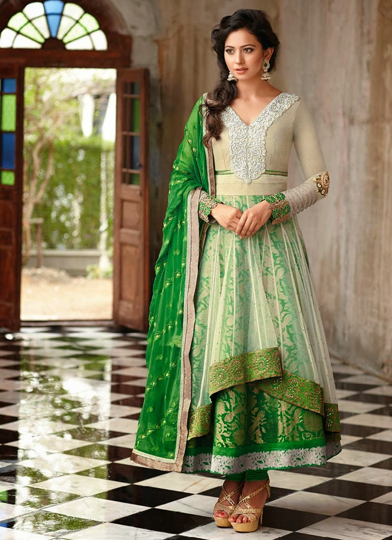 Images of Indian Party Dresses - Klarosa