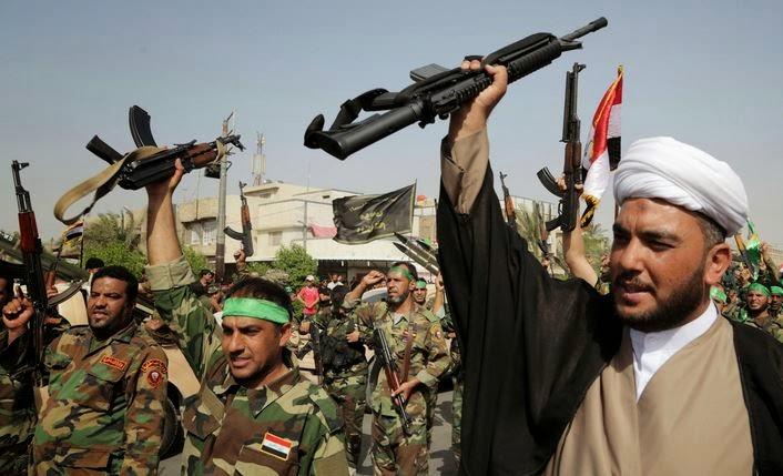 Rebut 2 Kota dari ISIS, Puluhan Milisi Syiah dan Peshmerga Tewas