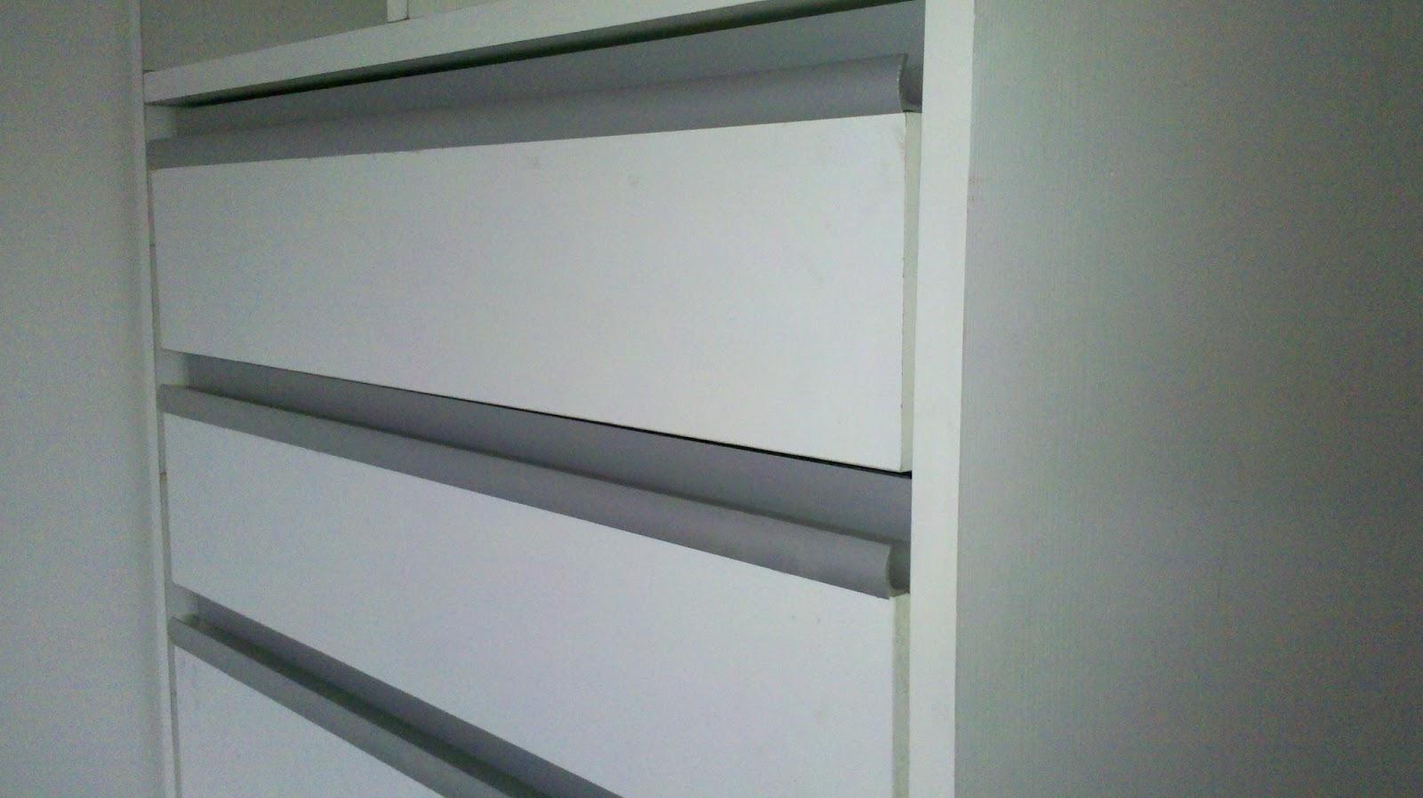 Placares y cocinas - Tirador puerta aluminio ...
