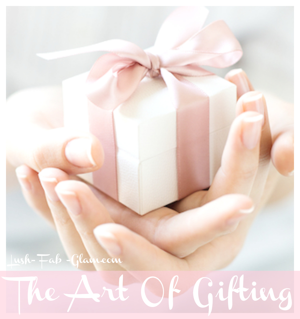 Master the art of gifting by occasion with these fabulous gift ideas and gifting etiquette.