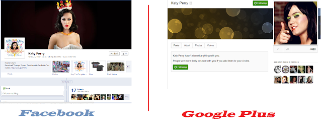 Google Plus Continues To Copy Facebook
