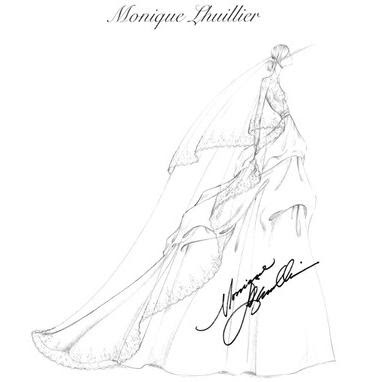 kate wedding dress sketches. kate middleton wedding dress sketch. kate middleton wedding gown