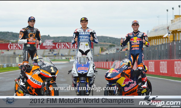 Juara Dunia tahun 2012
