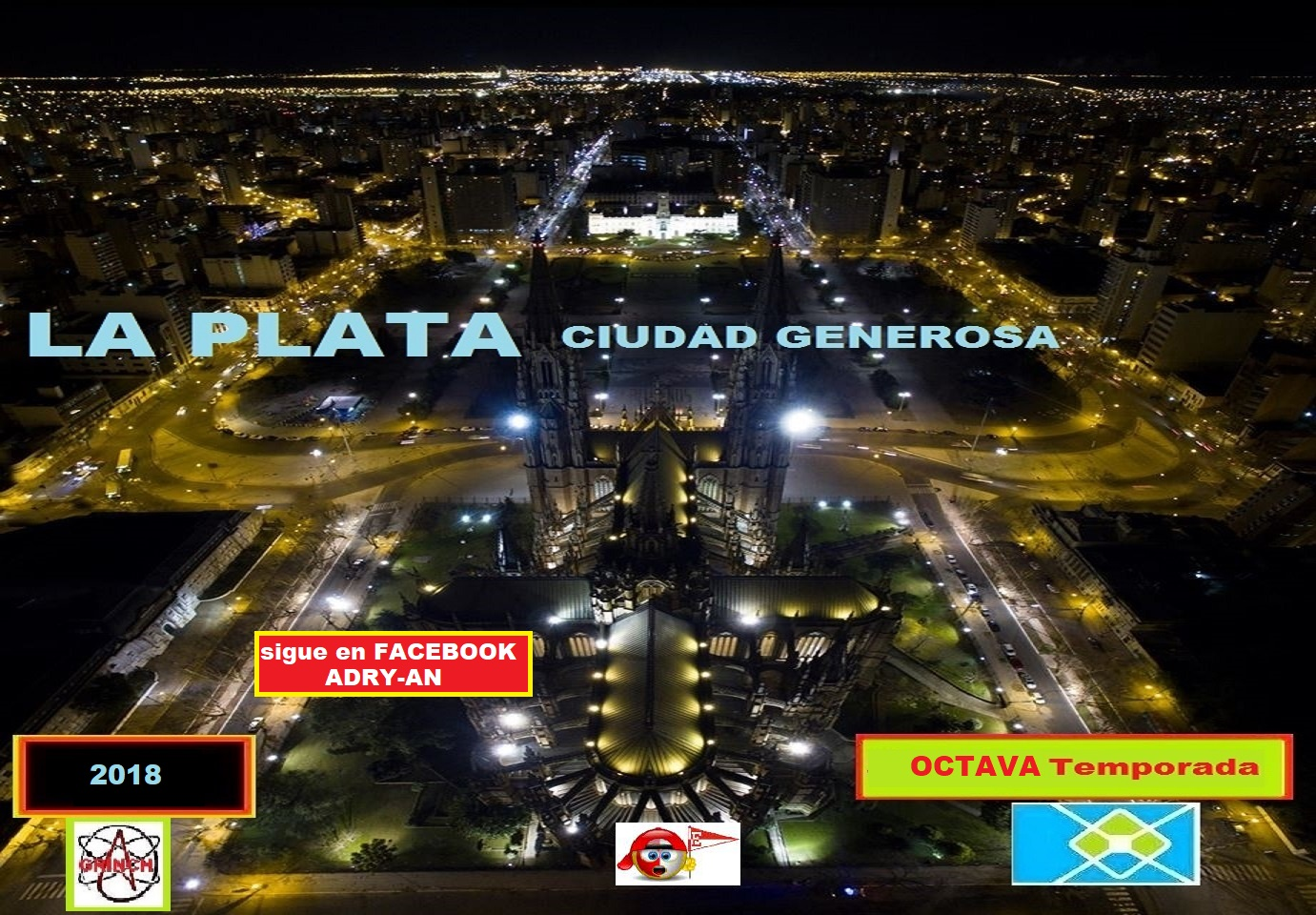 La Plata, Ciudad Generosa