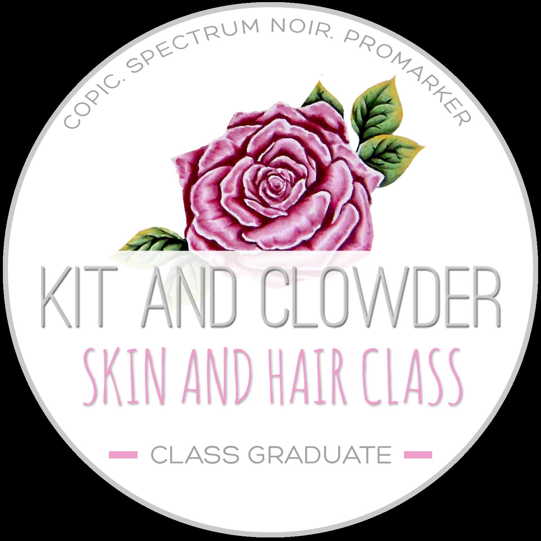 Kit and Clowder Copic Classes