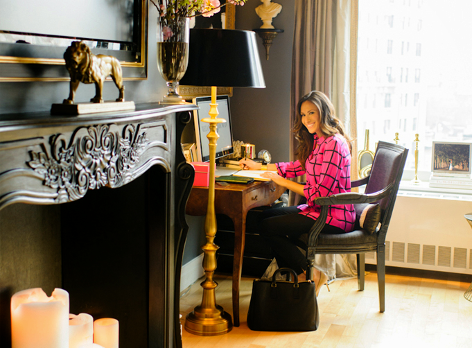 The Glam Pad: Inside Tastemaker Melanie Duncan's NYC Home