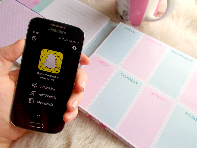 Who to follow on Snapchat!