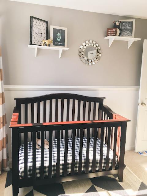 Outdoor Baby Crib Bedding