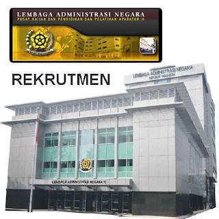 Lowongan Kerja 2013 Lembaga Administrasi Negara Januari 2013 Tingkat S2 & S3