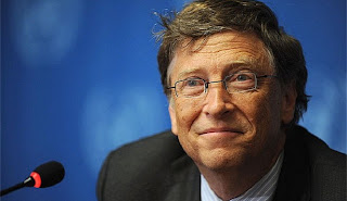 Bill Gates on gay ban picture