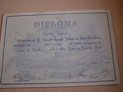 PREMIO DE EDIÇAO - LITTERIS EDITORA - RJ