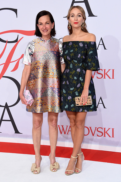 Harley Vieria-Newton at 2015 CFDA Awards