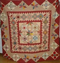 Midth 19 century quilt