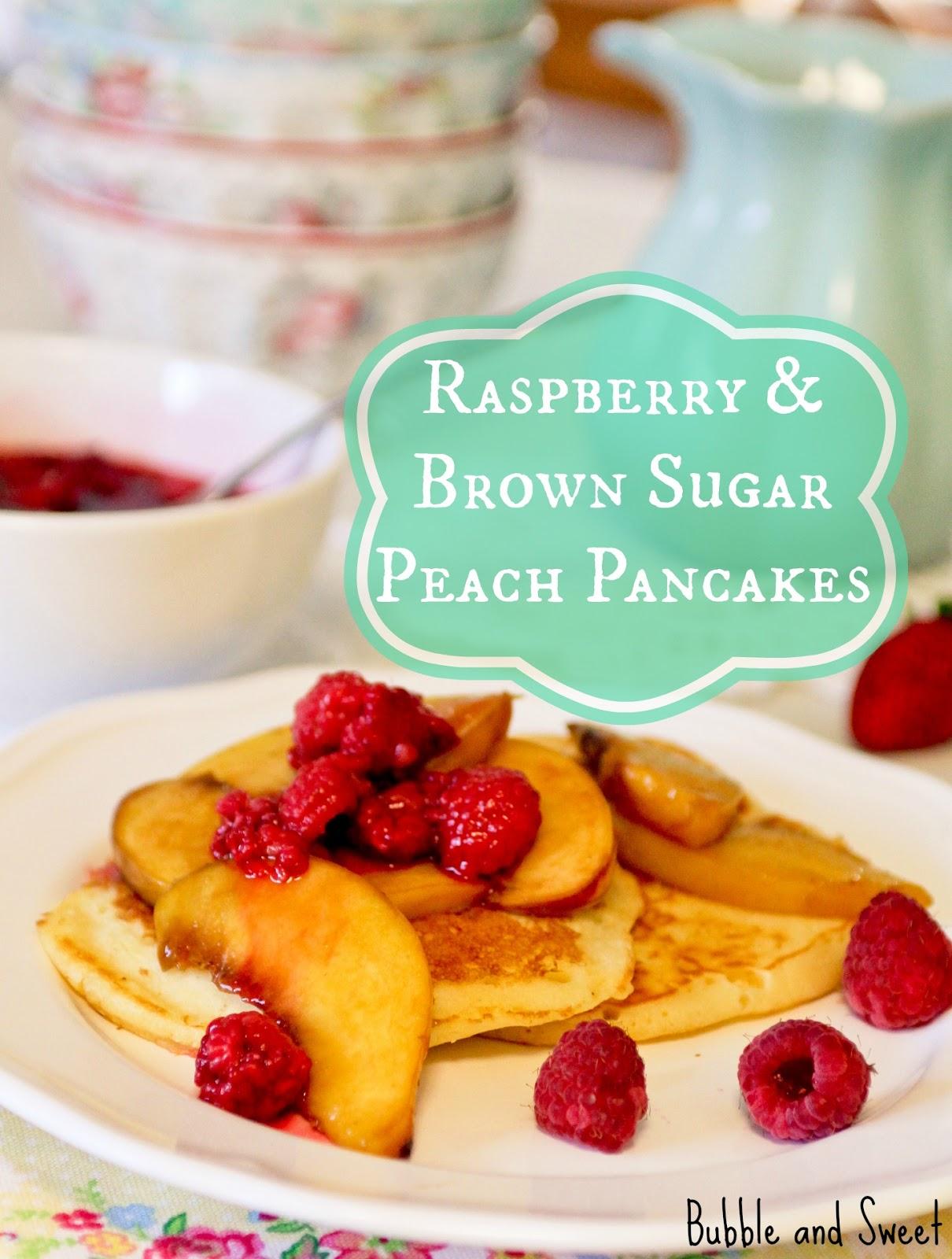 Raspberry Brown Sugar Gratin Recipe — Dishmaps