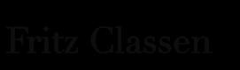 Fritz Classen