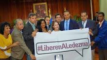 Familia Ledezma: La verdadera presa política es Venezuela