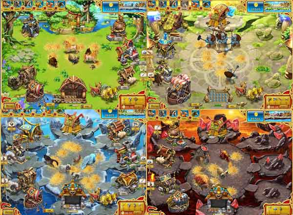 gratis download free Game Farm Frenzy Viking Heroes