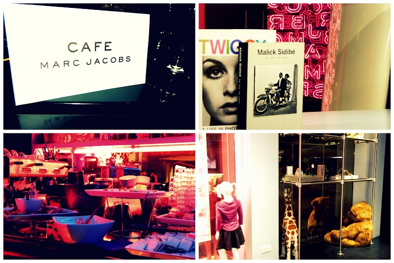 CAFE MARC JACOBS